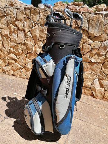 Golf bag pack for beginners