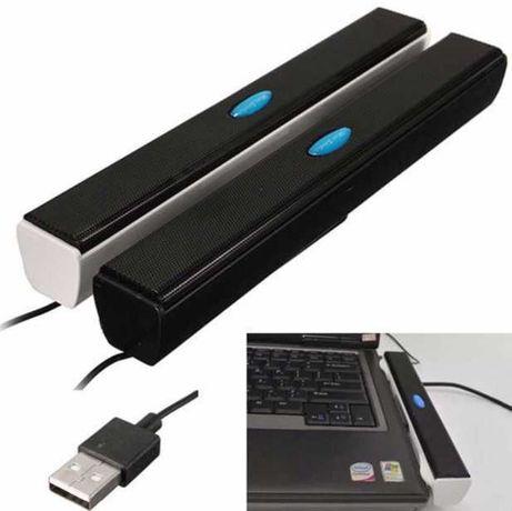 Мини-колонка USB для ноутбука