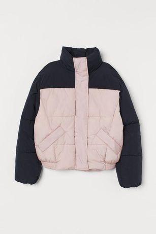 Куртка пуффер оверсайз H&M