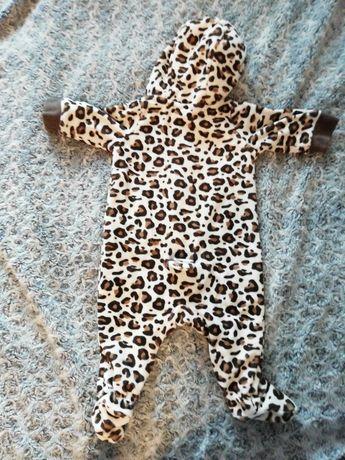Боди леопард на девочку