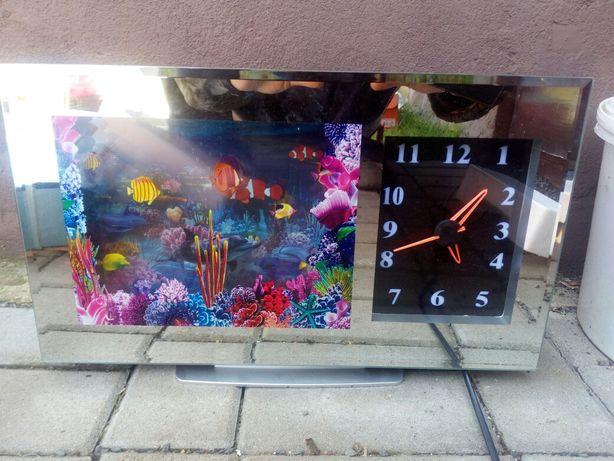 underwater world ozdobny podświetlany