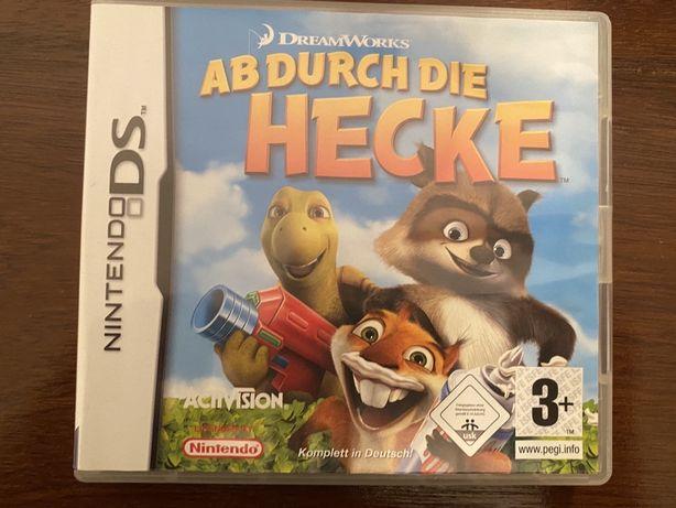 AB Durch Die HECKE Nintendo DS