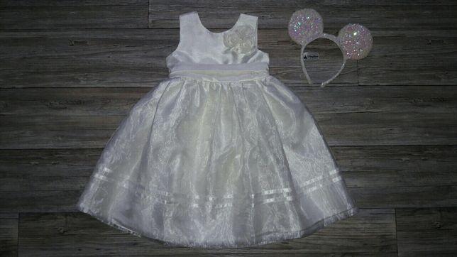 Шикарное платье 3-4г