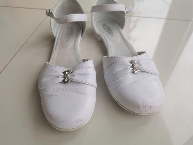 Buty komunijne dziewczęce rozm. 37