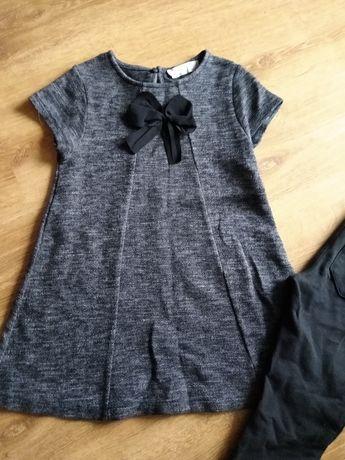 Sukienka Zara 110/116 święta sukieneczka wizytowa