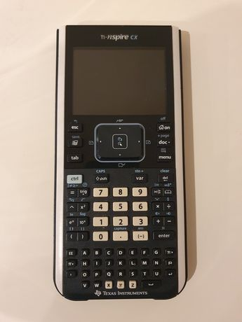 Calculadora TI-nspire CX