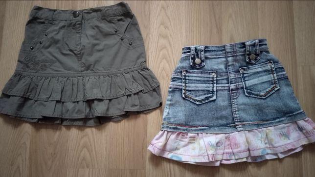 Юбки на девочку 4-6 лет