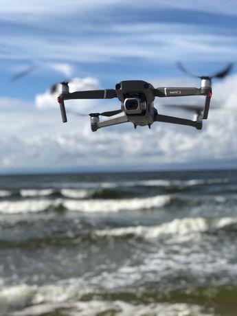 Nagrywanie i fotografowanie z drona Mavic 2 Pro