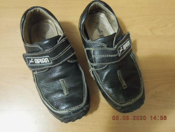 Туфли на мальчика размер 30