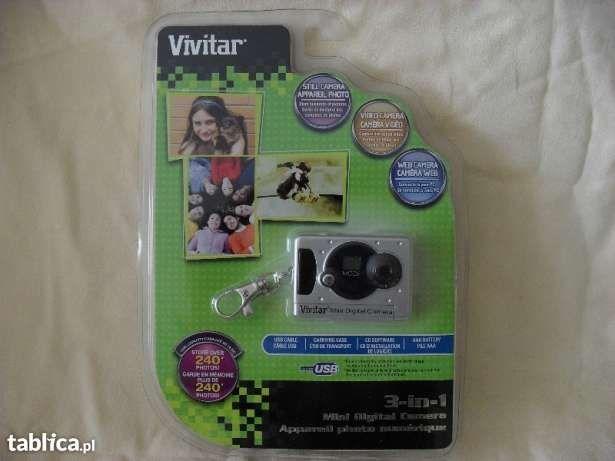 Mini Digital Camera Vivitar 3-in-1