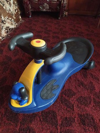 Дитяча машинка Bibicar Smart Car