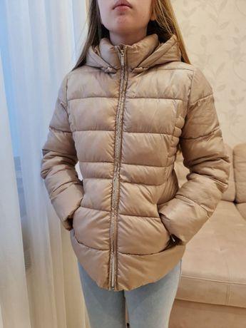 Куртка зимняя для девочки Mayoral рост 157