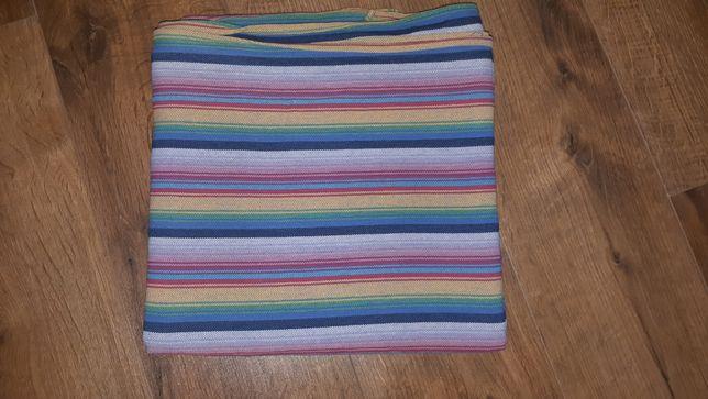 Storchenwiege, chusta tkana, do noszenia dzieci, Inka 5.20 m