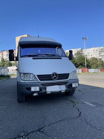 Mercedes Sprinter грузопассажирский
