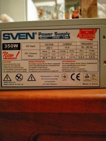 Блок Питания Sven 350u-FNH