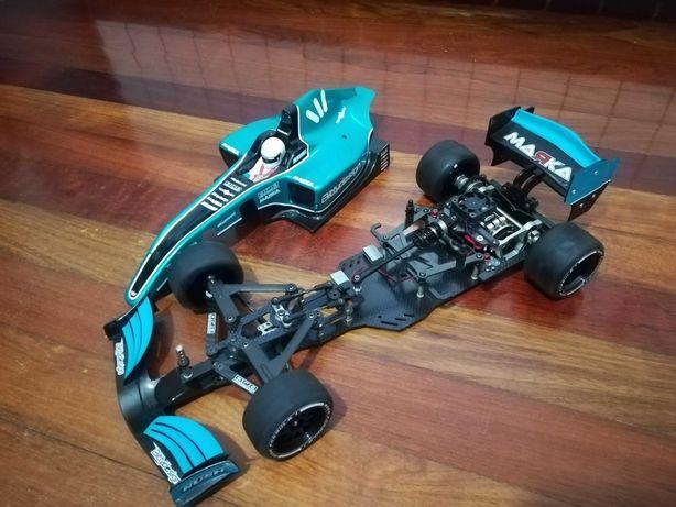 Formula 1 elétrico WRC F18.2