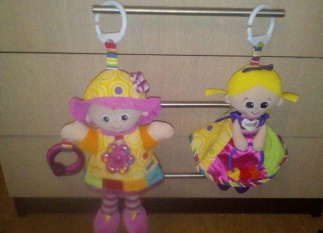 Игрушка Подвеска кукла Lamaze на коляску,автокресло, кроватку