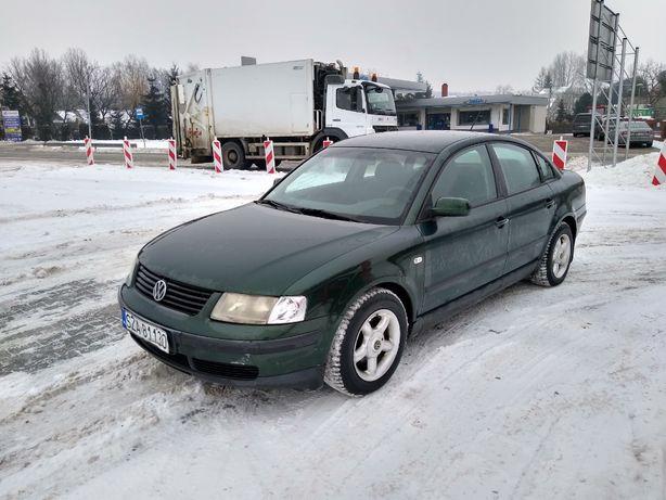 Volkswagen Passat b5 1.6+sekwencyjny gaz