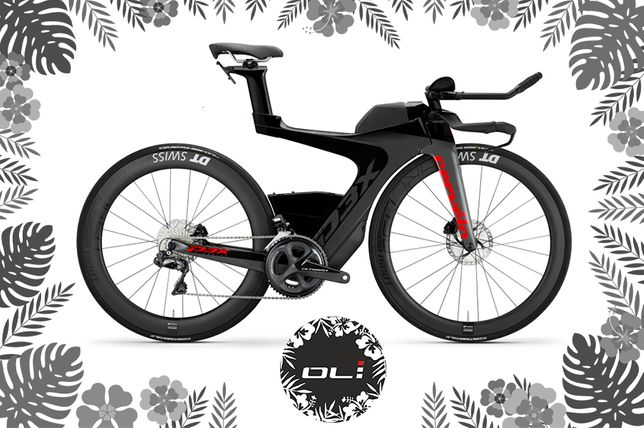 Cervelo P3X rower triathlonowy Ultegra Di2 nowy Bikefitting
