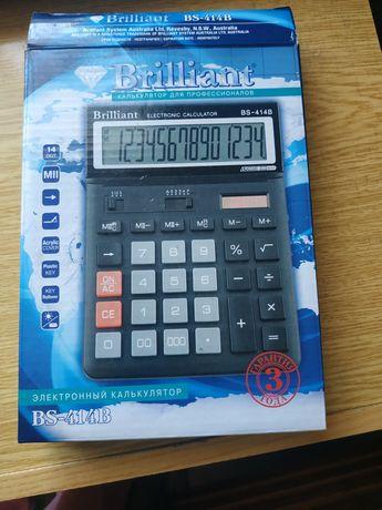 Калькулятор на солнечных батареях Новый!!