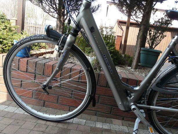 Rower elektryczny KOGA Miyata Tesla Sport - ładna