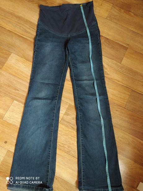 Джинсові штани для вагітних