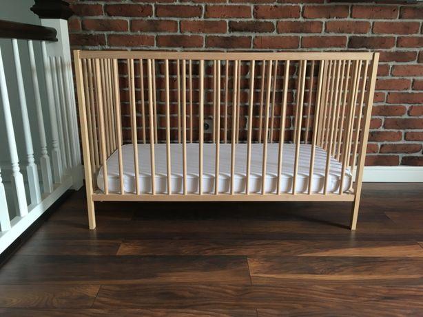 SNIGLAR Łóżko dziecięce (IKEA) - używane plus nocnik/podkład Gratis