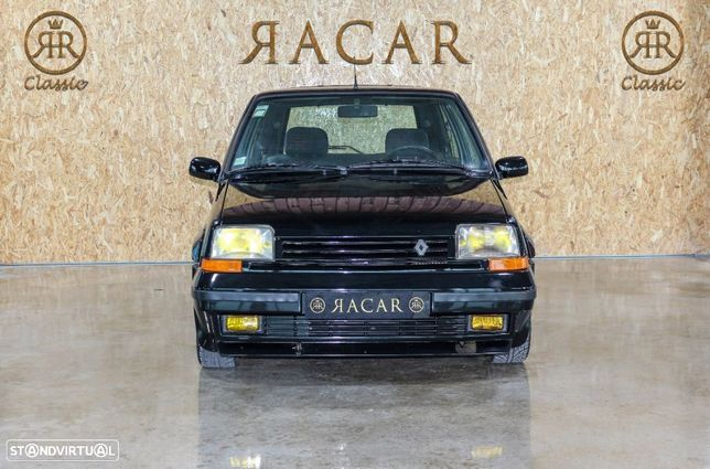 Renault 5 1.4 GT Turbo