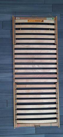 Stelaż (rama) 80 x 200 z regulacją sekcji głowy i stóp, firmy Dormamed