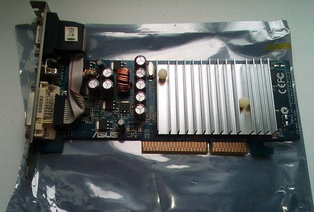 Видеокарта AGP 8x GeForce 6200