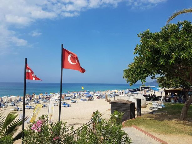 Апартаменты в центре Алании, Турция