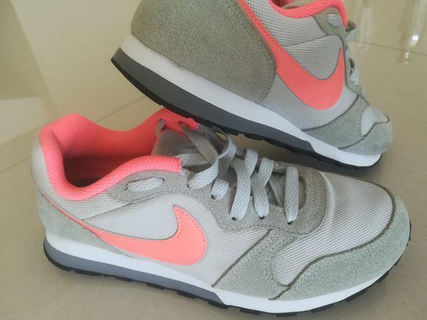 Buty Nike neon