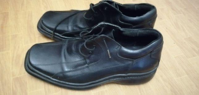 Туфли кожаные 36 р,  24-25 см ботинки 40р.