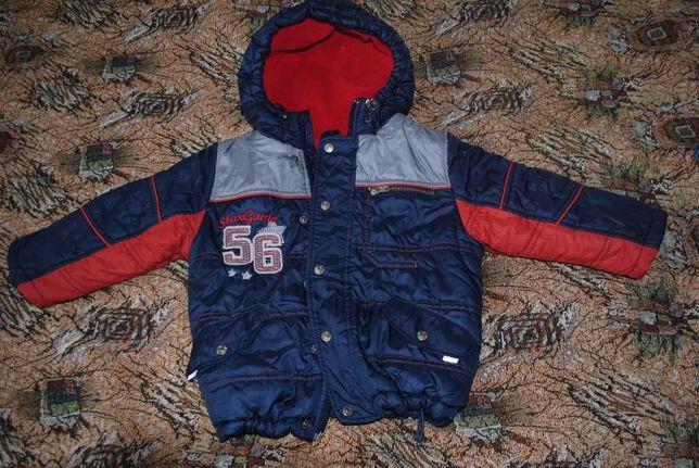 Зимняя курточка БЕМБИ