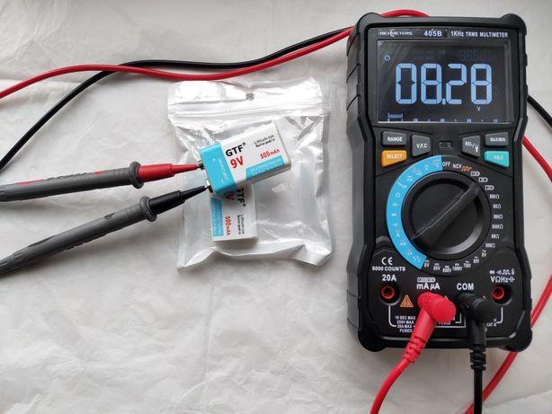 Аккумулятор 6F22 9V 500mAh Li-Ion «крона»