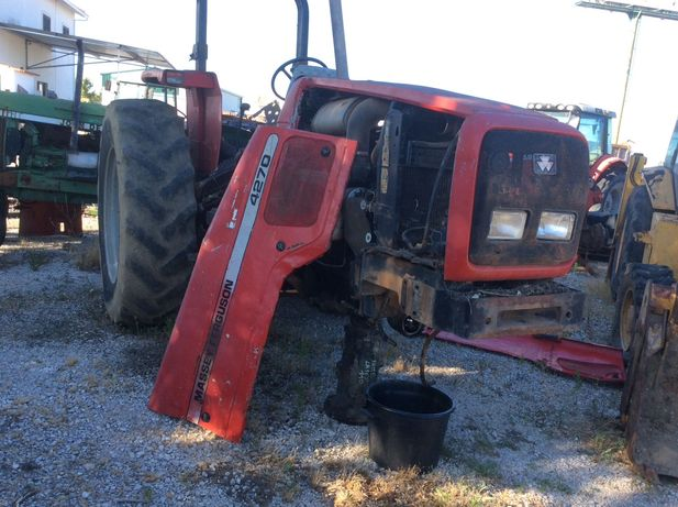 Trator Massey Ferguson 4270 para peças