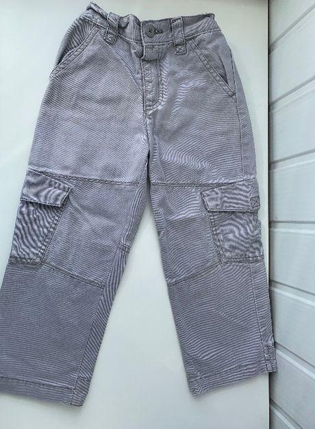 Штаны котоновые, размер 104-110
