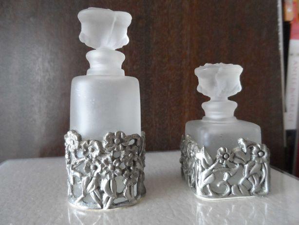Dois Frasquinhos Para Perfume
