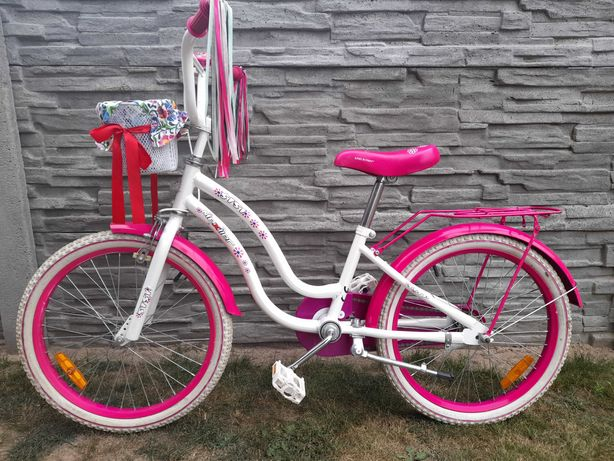 Rowerek dla dziewczynki 24