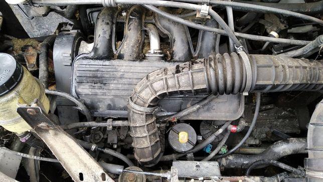 Silnik Fiat Ducato, Jumper Boxer 1.9-D jeszcze w aucie do sprawdzeni