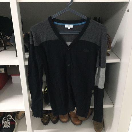 Pluver / camisola manga cumprida Xs/12anos boss