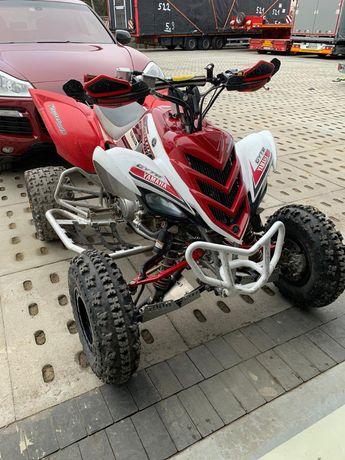 Yamaha Raptor 700, zarejestrowany