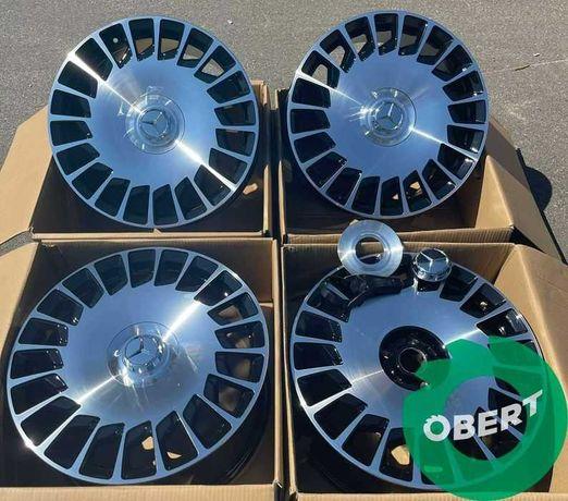 Эксклюзивные диски Maybach 5*112 R20 на Mercedes Gl Gls W163 Ml Gle