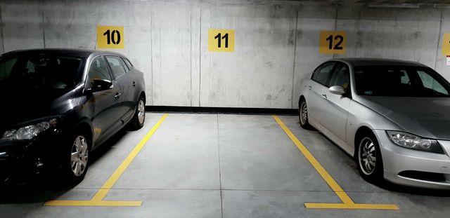 Miejsce parkingowe halab garazowa Gdansk Krynicka 2