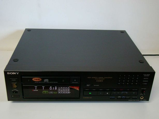 Odtwarzacz CD Sony CDP-X33ES