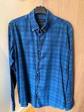 Camisa Homem - Massimo Dutti - Tamanho L