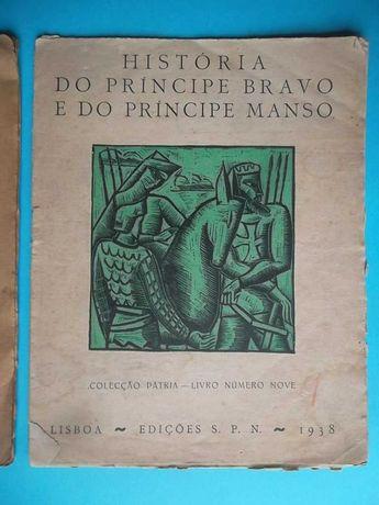 Colecção Pátria - Edições S.P.N. - 1938