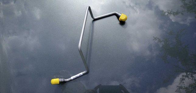 Przewód olejowy peugeot 407 1.6HDI do turbiny nowy oryginał