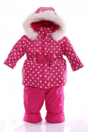 Продам комбинезон детский для девочки на рост 80-86 см