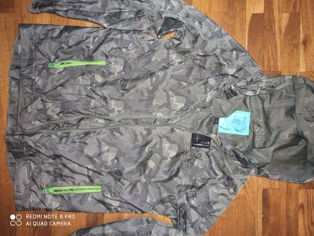kurtka jesienna przeciwdeszczowa 146